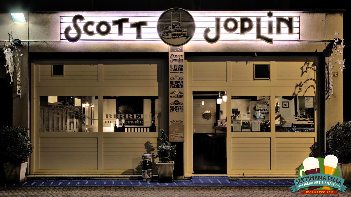 Intervista a Scott Joplin Pub | Settimana della Birra Artigianale 2018