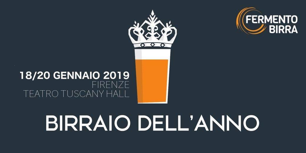 Birraio dell'Anno 2018 Fermento Birra Birrerie Milano