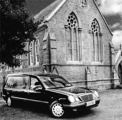 Birr Funerals Hearse