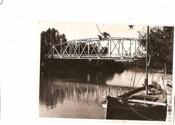1953 Manavgat Irmak ve Köprüsü