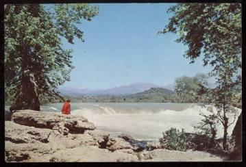 1964 Manavgat Şelalesi