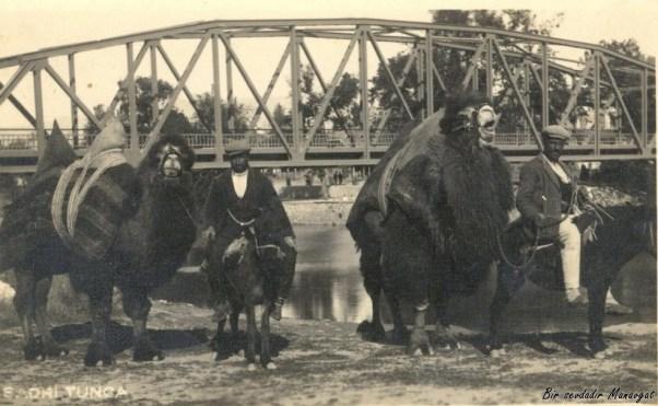 Tarihi Manavgat köprüsü