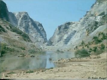 Eskiden Oymapınar Barajı