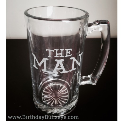 The Etched Mug