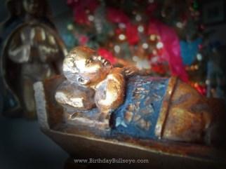 Baby Jesus December Birthday Gift