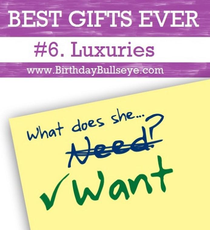 Luxury Birthday Gifts
