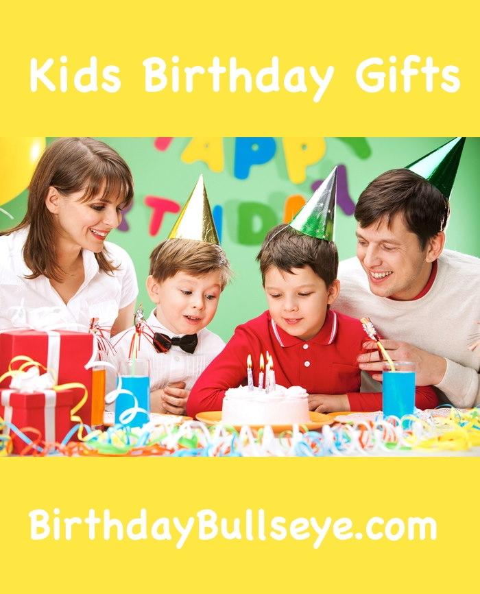 Kids Birthday Gifts Image