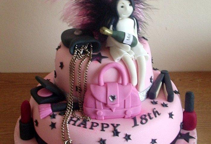 Girls Birthday Cakesbest Birthday Cakes