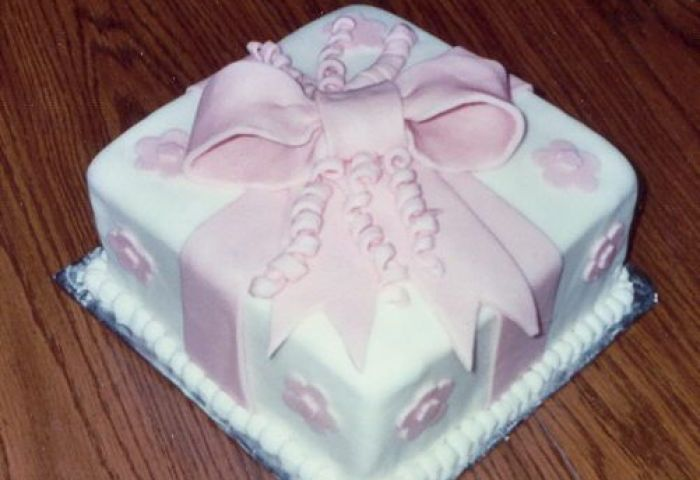 Fondant Birthday Cakes For Girlsbest Birthday Cakes