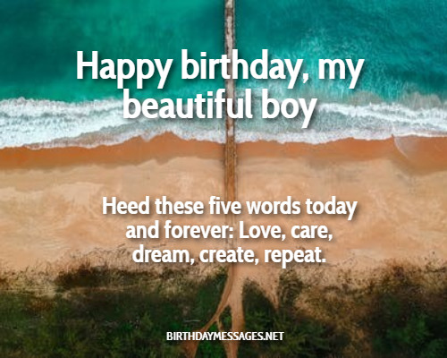 Birthday Dedication Message