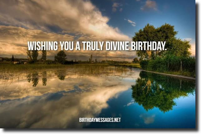 Messages Wishes Birthday Biblical