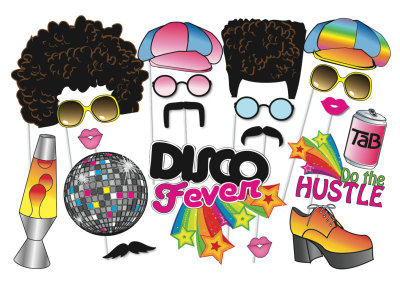 Neon   Disco Themed Birthday Party Ideas - Birthday Party