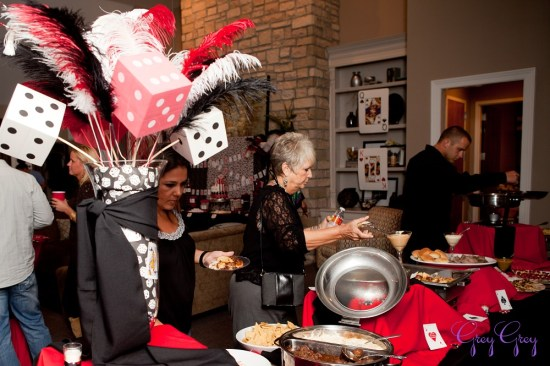 40th Las Vegas Casino Birthday Party Birthday Party