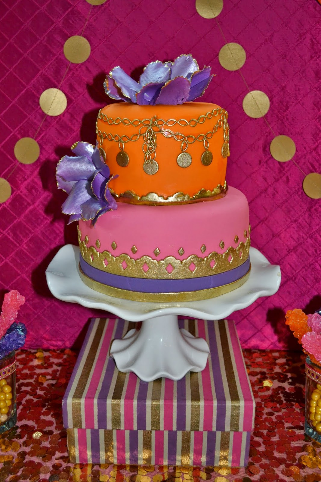 Moroccan Teen Birthday Party Birthday Party Ideas Amp Themes