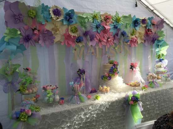 Butterfly Bash Birthday Party Decorations Idea