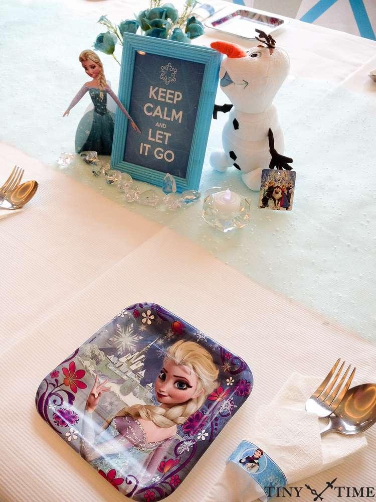 Frozen Birthday Party Birthday Party Ideas Amp Themes