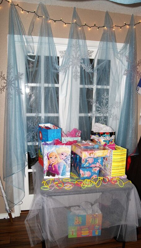 Frozen 7th Birthday Party Birthday Party Ideas Amp Themes