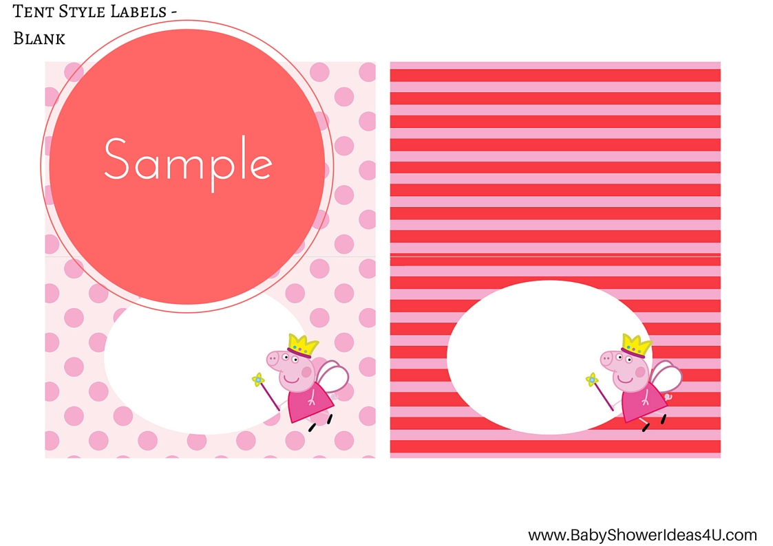 photograph regarding Peppa Pig Printable Invitations named Absolutely free Princess Peppa Pig Printable - Birthday Occasion Plans