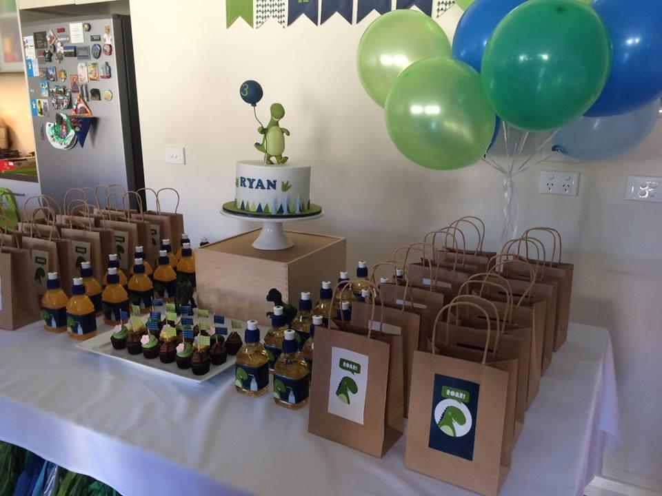 Dinosaur Themed Party Birthday Party Ideas Themes