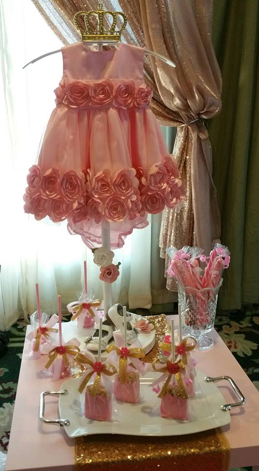 Pretty Pink Princess Birthday Party Birthday Party Ideas