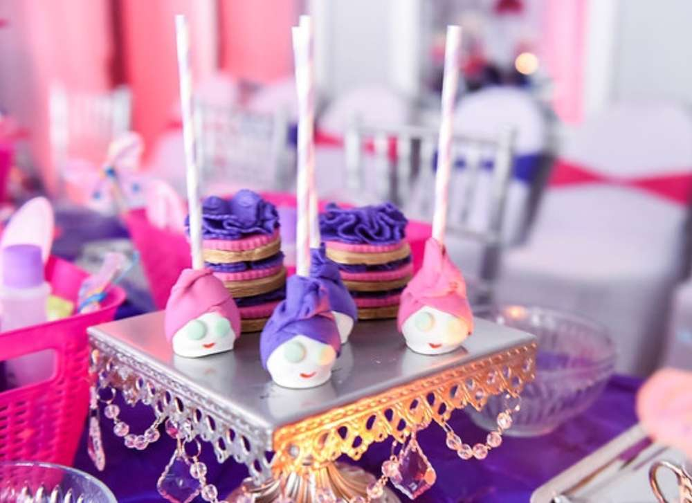 Quaint Spa And Tea Birthday Party Birthday Party Ideas
