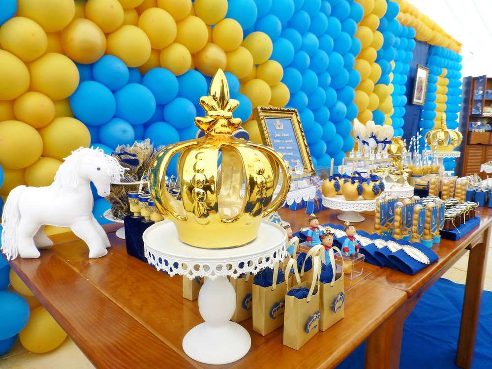 Beauty And The Beast Gender Reveal Decorations