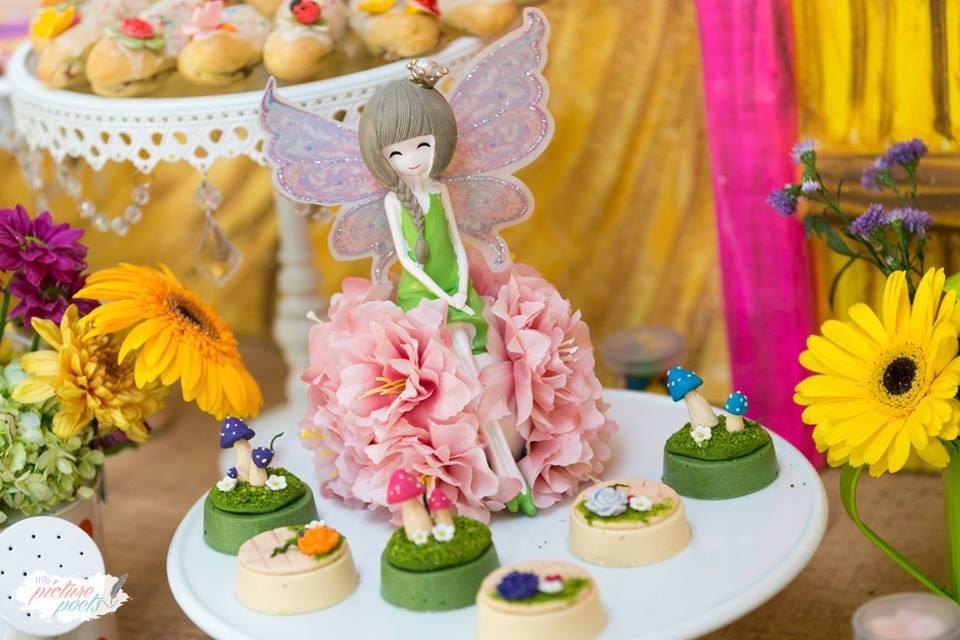Magical Fairy Garden Oasis Birthday Birthday Party Ideas