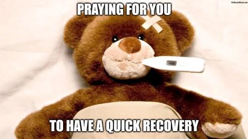 Get Well Soon | Wishing a Speedy Recovery