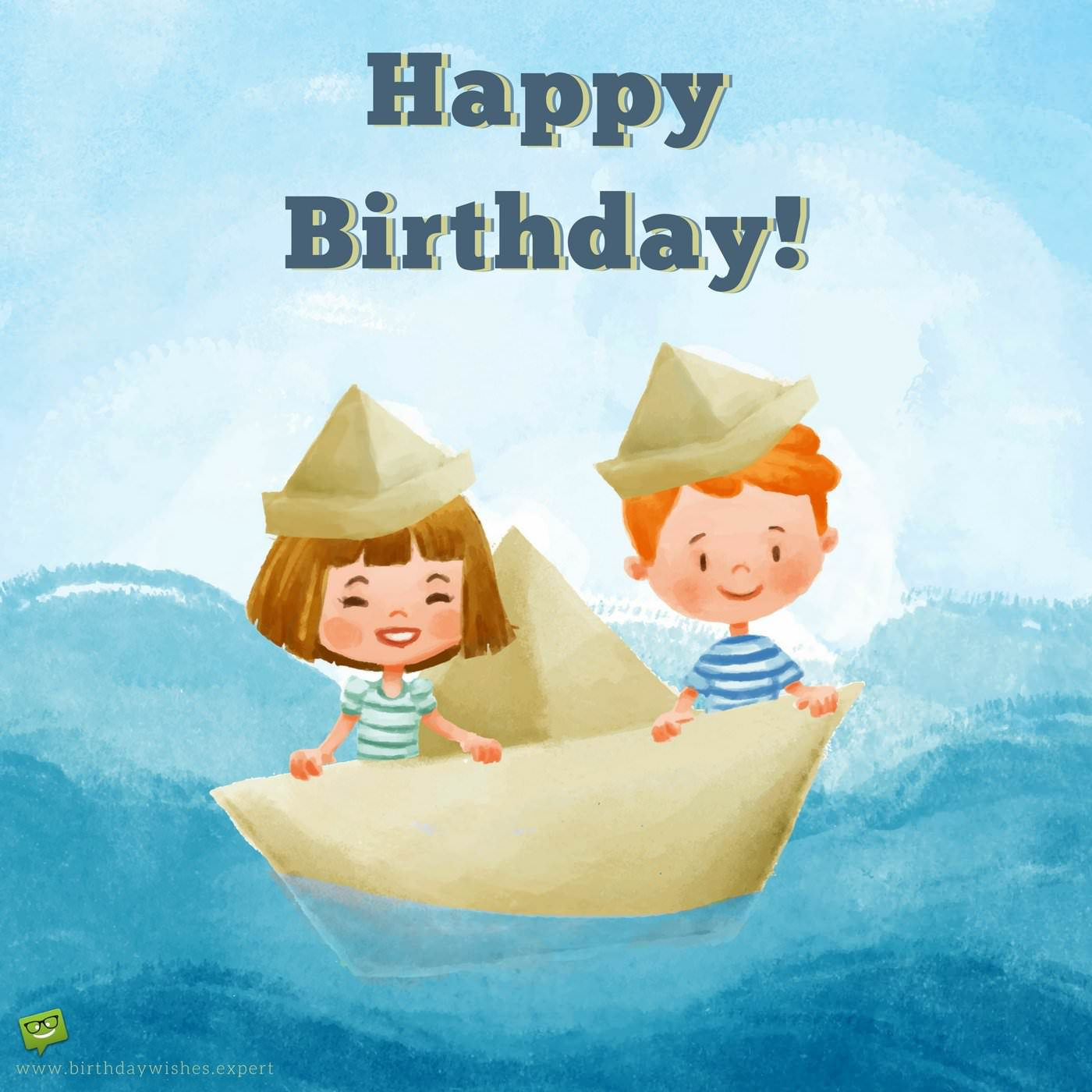 Birthday Wishes For Babies