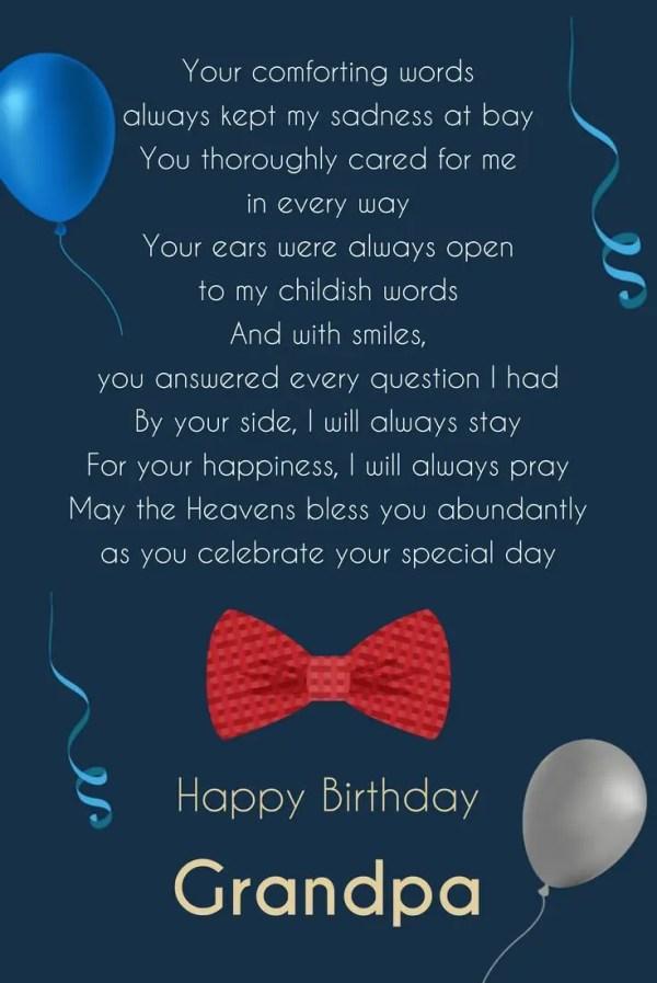 Birthday Poems for Grandma + Grandpa | Greetings to my ...