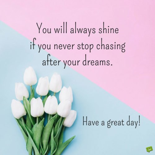 Good Morning Have A Nice Day Images With Quotes