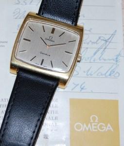 1971/1974 Omega Geneve TV