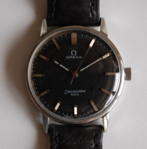 1966 Omega Seamaster 600