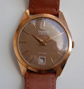 1970 Tissot Visodate