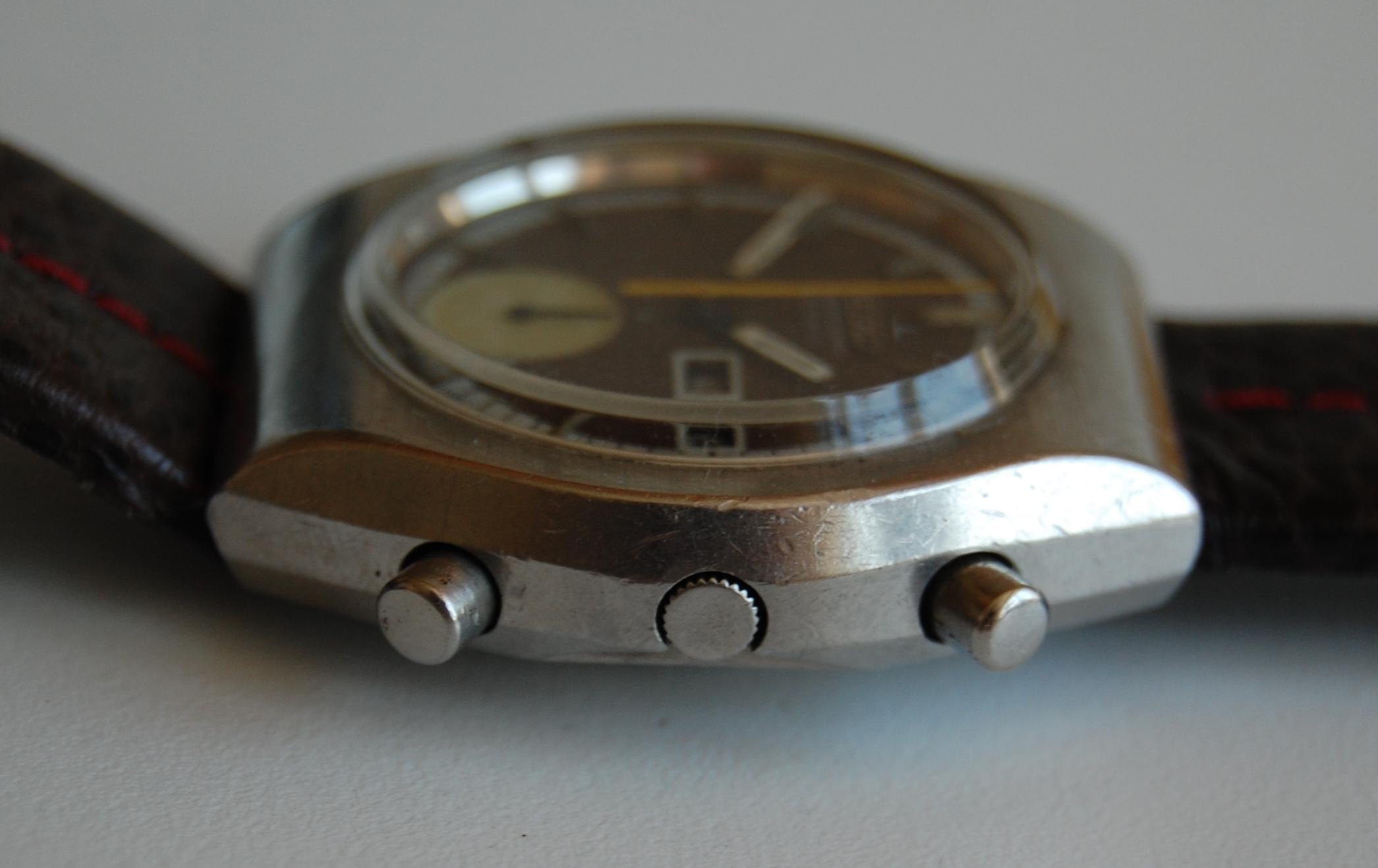 1974 Seiko 6139 8020 Chronograph - Birth Year Watches