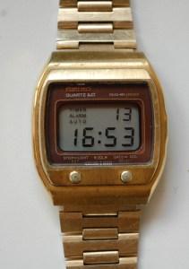 1977 Seiko LCD Chronograph