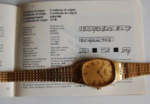 1979 Longines ladies GP watch