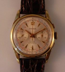 c1959 Orfina Chronograph