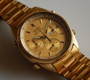 1984 Seiko 7A38-7060 Chronograph watch