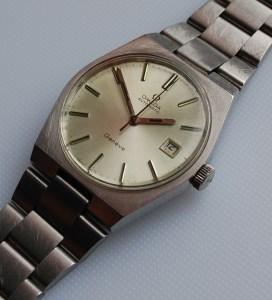 1973 Omega Geneve automatic Steel Bracelet