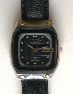 1982 Citizen Day Date automatic watch