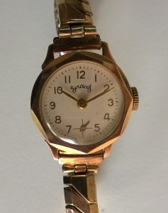 c1950 Services ladies watch
