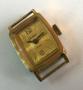 1979 Glashutte Ladies manual watch