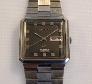 1973 Seiko LM Lord Matic 5605-5110 men's vintage watch