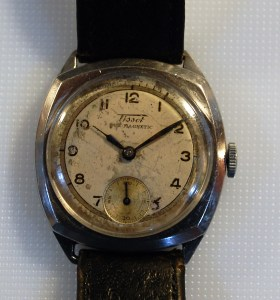 1940 Tissot anti magnetic