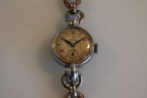 c1953 ladies Tudor cocktail watch