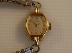 c1964 Ingersoll ladies 5 jewel watch
