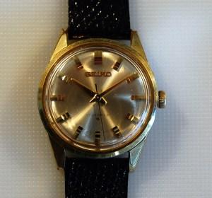 1968 Seiko 66-7992 men's watch