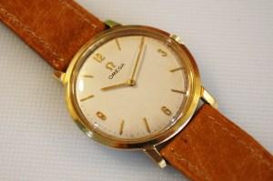 1966 Omega dress watch