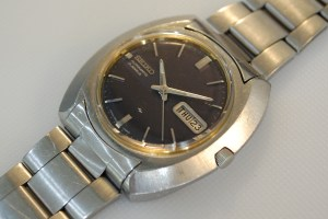 1973 Seiko large day date automatic